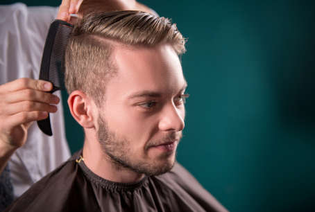 coiffure homme caudry